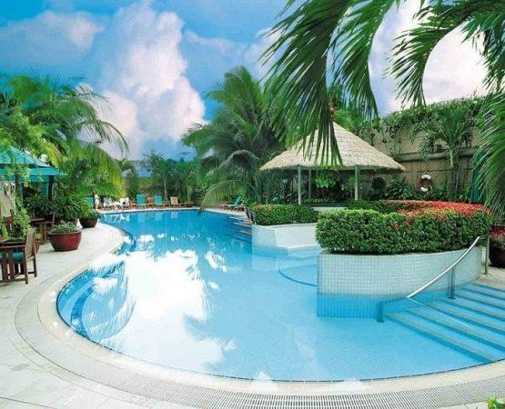 Khương Thịnh nhận thi công các công trình bể bơi ngoài trời