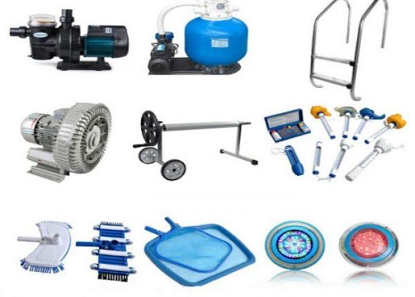 Cùng với nhiều thiết bị hỗ trợ khác làm sạch bể và tiết kiệm nước hơn