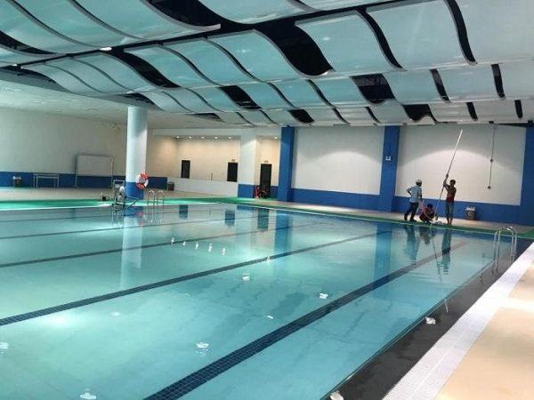 Hạng mục cung cấp và lắp đặt thiết bị bể bơi khu vực trường học do Khương Thịnh đảm nhận