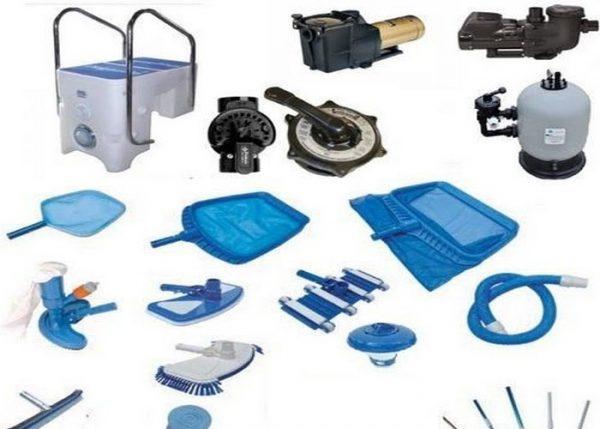 Nhiều thiết bị bể bơi chất lượng, giá thành ổn định