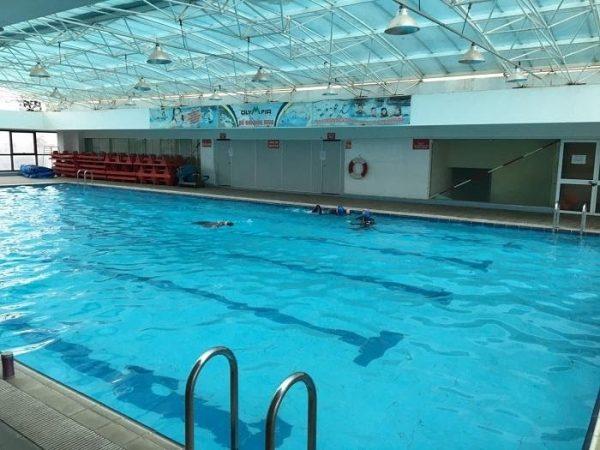 Sử dụng máy điện phân MIDA.OXI để bể bơi luôn sạch đẹp
