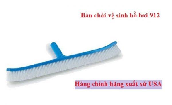 Bàn chải vệ sinh hồ bơi 921 với chất liệu nhựa ABS