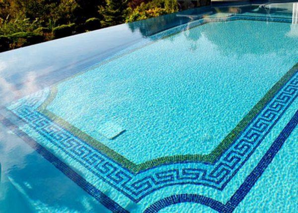 Nhiều công trình bể bơi được thi công bởi Khương Thịnh