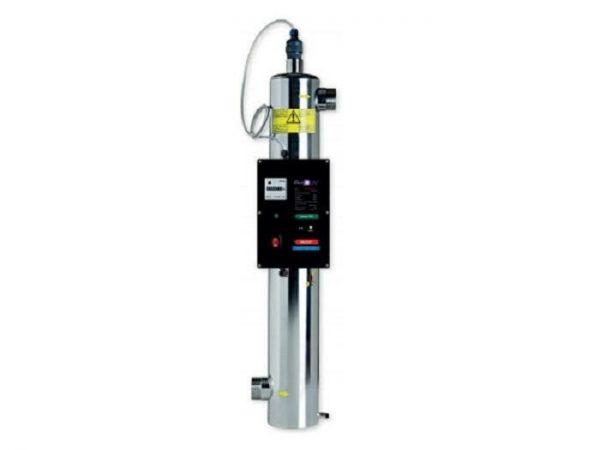 Máy khử trùng UV 207 có kích thước nhỏ gọn, khỏe khoắn