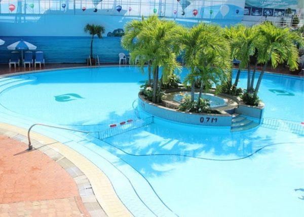 Khương Thịnh nhận thi công các công trình bể bơi