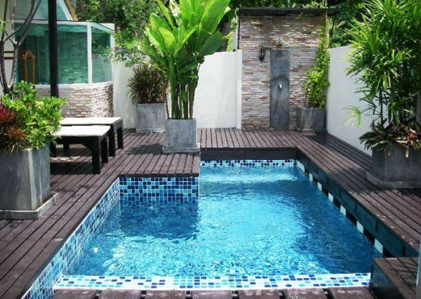 Thị trường bán bộ lọc bể bơi đa dạng sản phẩm