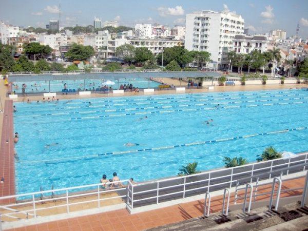 Vì sao nên mua máy làm nóng nước hồ bơi tại Khương Thịnh?