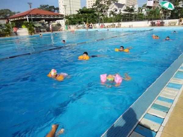 Các loại máy nước nóng dùng cho hồ bơi tại Khương Thịnh