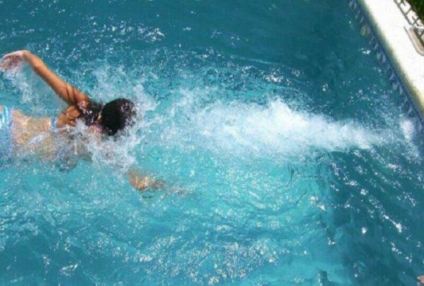 Thỏa sức bơi lội rèn luyện sức khỏe