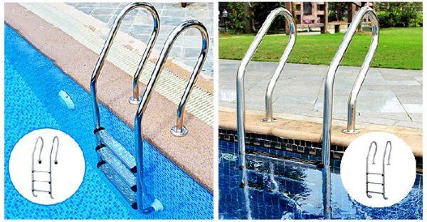 Thang bể bơi Emaux là một trong những thương hiệu nổi tiếng