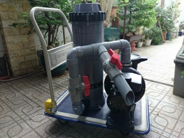 Bình lọc nước Emaux luôn được Khương Thịnh cung cấp chính hãng