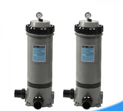 Emaux CF Series Cartridge Filter có thiết kế nhỏ gọn dễ sử dụng
