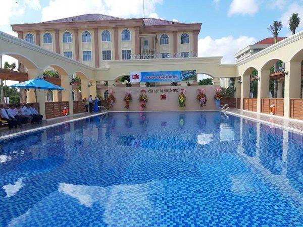 Khương Thịnh cam kết đem đến cho khách hàng không gian hồ bơi hoàn hảo