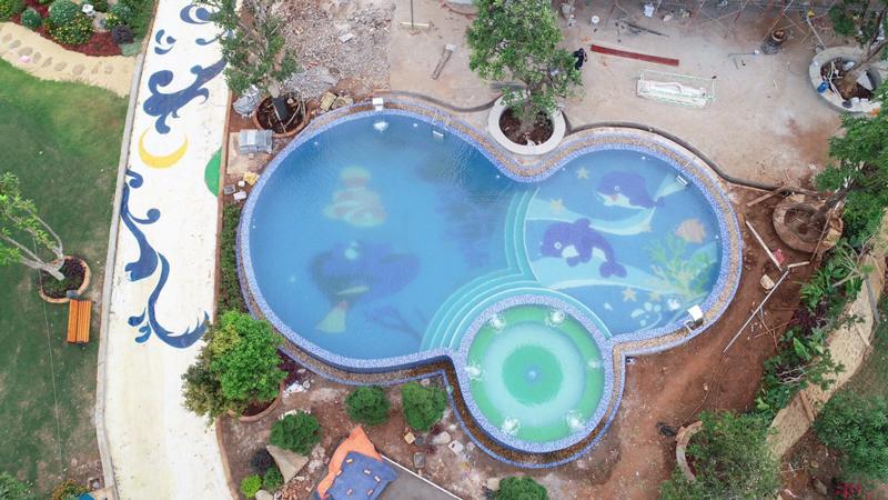Dự án hồ bơi