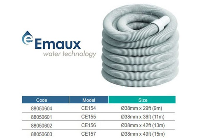 Bán ống mềm hồ bơi Emaux giá tốt toàn quốc
